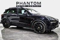 USED 2014 PORSCHE CAYENNE 4.1 D V8 S TIPTRONIC S 5d 385 BHP