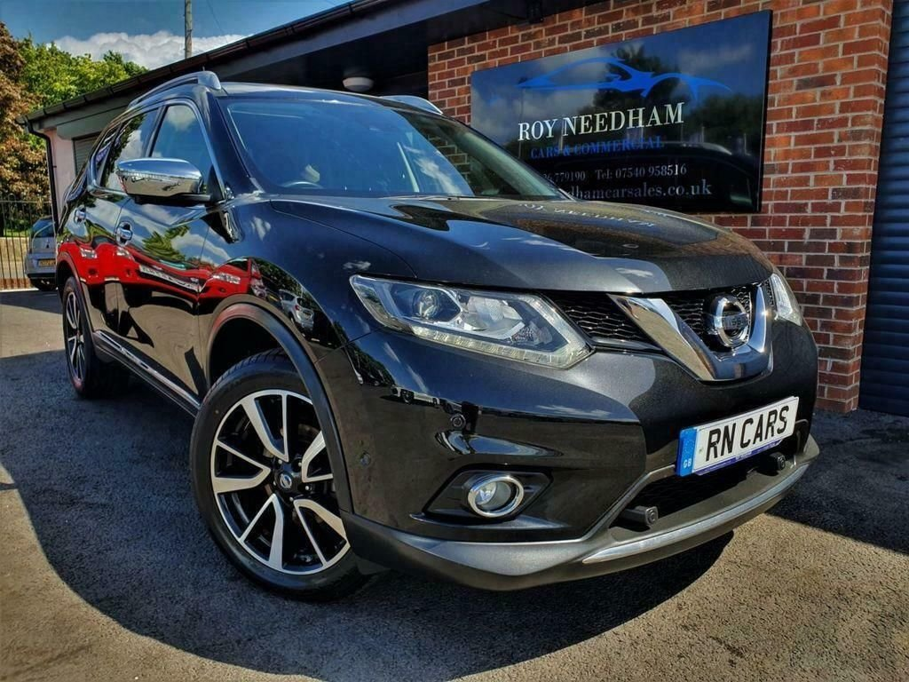USED 2015 65 NISSAN X-TRAIL 1.6 DCI TEKNA 5DR 2WD 130 BHP *TOP OF THE RANGE - CAMERAS - PAN ROOF*