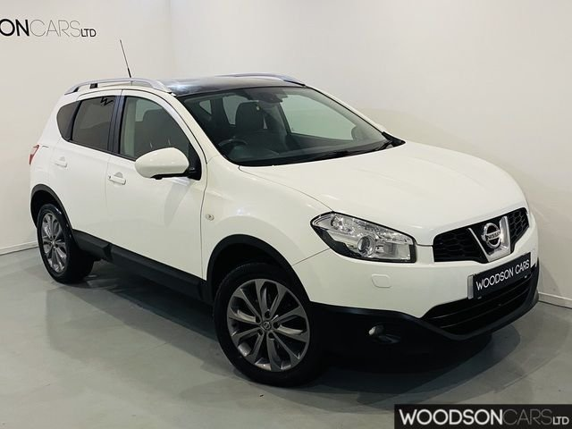USED 2013 13 NISSAN QASHQAI 1.5 TEKNA DCI 5DR Leather Seats / Bluetooth