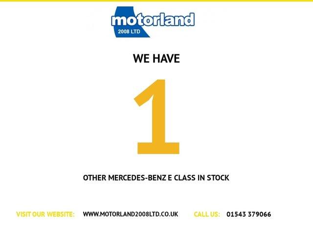 USED 2010 M MERCEDES-BENZ E-CLASS 2.1 E220 CDI BLUEEFFICIENCY SE 2d 170 BHP CALL 01543 379066... 12 MONTHS MOT... 6 MONTHS WARRANTY... DIESEL CONVERTIBLE... SERVICE HISTORY