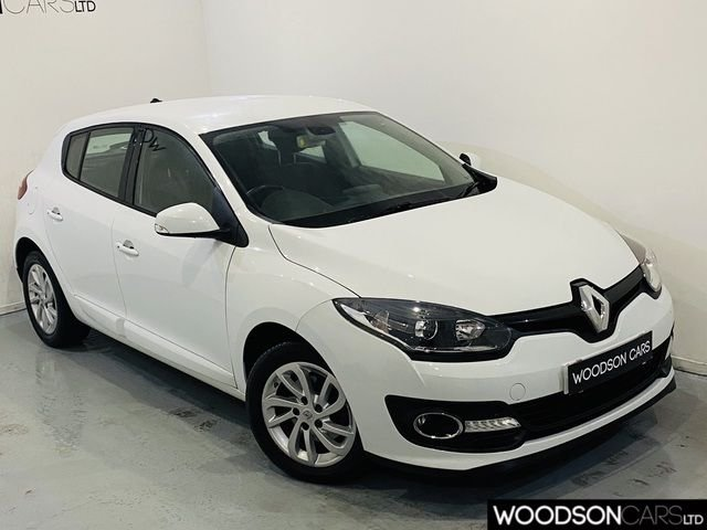 USED 2015 15 RENAULT MEGANE 1.6 DYNAMIQUE TOMTOM ENERGY DCI S/S 5DR 1 Previous Owner / Bluetooth / Sat Nav / Isofix