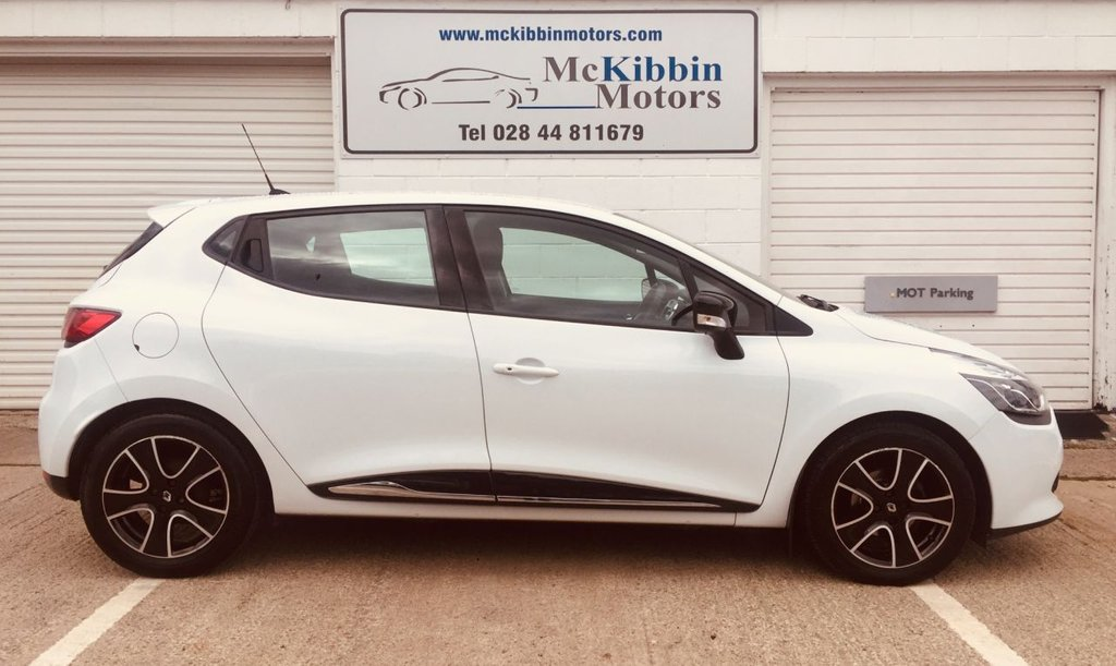 USED 2014 W RENAULT CLIO DYNAMIQUE MEDIANAV ENERGY TCE S/S