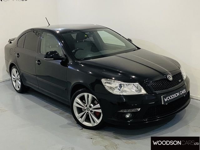 USED 2012 08 SKODA OCTAVIA 2.0 VRS TDI CR 5DR 2 Previous Owners / Midnight Pack