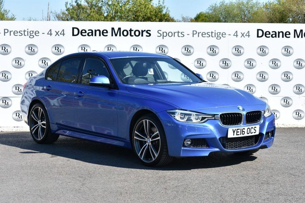 USED 2016 16 BMW 3 SERIES 2.0 320D XDRIVE M SPORT 4d 188 BHP MSPORT PLUS PK