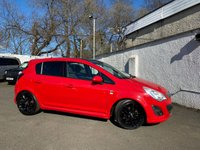 USED 2012 12 VAUXHALL CORSA 1.2 LIMITED EDITION 5d 83 BHP