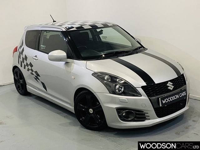 USED 2013 63 SUZUKI SWIFT 1.6 SPORT 3DR 2 Previous Owners / Xenon Lights / Exterior Pack
