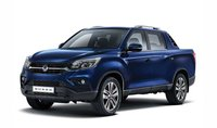 USED 2020 70 SSANGYONG MUSSO SARACEN AUTO (7 YEAR SSANGYONG WARRANTY!)