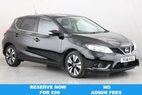 USED 2018 18 NISSAN PULSAR 1.5 N-CONNECTA DCI 5d 110 BHP 1 OWNER | SAT NAV | PART LTHR