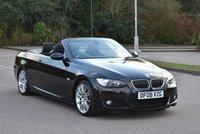 2008 BMW 3 SERIES 3.0 325I M SPORT 2d 215 BHP £6795.00