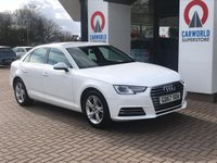 USED 2018 67 AUDI A4 1.4 TFSI SPORT 4d 148 BHP 1 OWNER | LEATHER | 17
