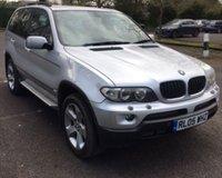 2005 BMW X5 D SPORT £3650.00
