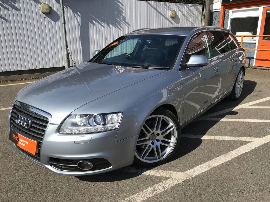 USED 2010 60 AUDI A6 2.0 AVANT TDI S LINE SPECIAL EDITION 5d 168 BHP FULL SERVICE HISTORY
