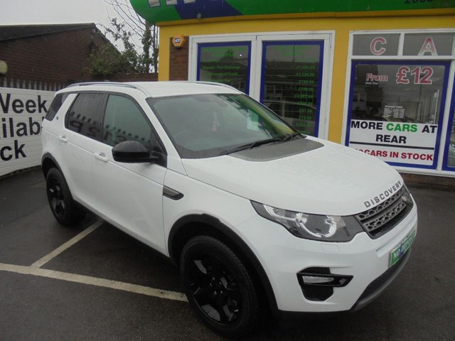 USED 2016 66 LAND ROVER DISCOVERY SPORT 2.0 TD4 SE TECH 5d 150 BHP * JUST ARRIVED SAT NAV BLACK ALLOY WHEELS