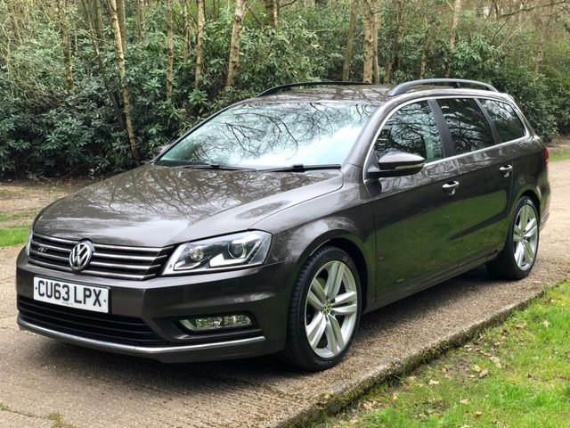 USED 2013 63 VOLKSWAGEN PASSAT 2.0 R LINE TDI BLUEMOTION TECHNOLOGY 5d 140 BHP FULL DEALER FACILITIES. PX WELCOME. DELIVERY POSSIBLE