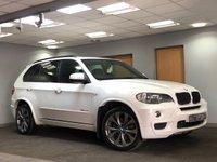 USED 2009 BMW X5 3.0 XDRIVE30D M SPORT 5d 232 BHP Automatic