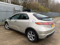 USED 2007 57 HONDA CIVIC 2.2 i-CTDi ES 5dr