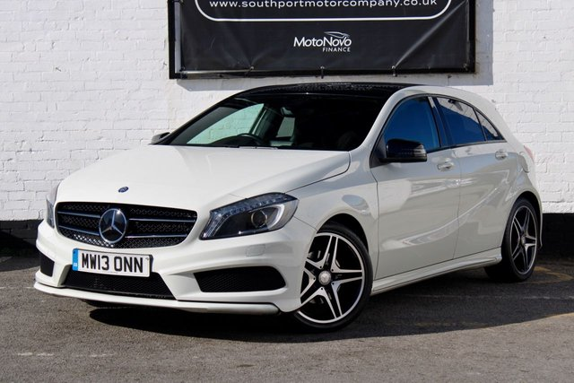 2013 13 MERCEDES-BENZ A-CLASS 1.5 A180 CDI BLUEEFFICIENCY AMG SPORT 5d 109 BHP