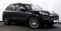 USED 2014 14 PORSCHE CAYENNE 3.0 TD V6 Platinum Edition Tiptronic S AWD (s/s) 5dr £15k Extras, Pan Roof, Air Sus