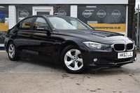 USED 2013 62 BMW 3 SERIES 2.0 320D EFFICIENTDYNAMICS 4d 161 BHP NO DEPOSIT FINANCE AVAILABLE