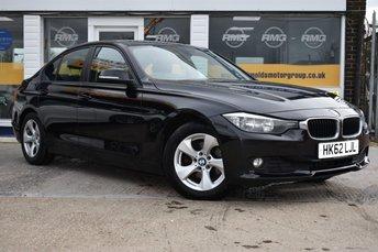 2013 BMW 3 SERIES 2.0 320D EFFICIENTDYNAMICS 4d 161 BHP £7499.00