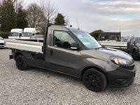 2019 FIAT DOBLO 1.6 16V MULTIJET II DROPSIDE 105 BHP £9995.00