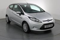 USED 2009 59 FORD FIESTA 1.2 STYLE 3d 59 BHP FULL 9 STAMP SERVICE HISTORY