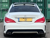 USED 2015 15 MERCEDES-BENZ CLA 2.1 CLA200 CDI AMG Sport (s/s) 4dr Xenons/PanRoof/PrivacyGlass