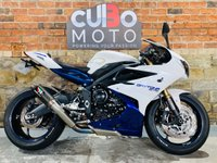 USED 2013 13 TRIUMPH DAYTONA 675 ABS  Fully Loaded With Extras