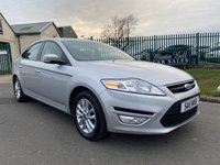 2011 FORD MONDEO 2.0 TDCI 140ps ZETEC 5 DOOR FULL HISTORY HARD TO FIND THIS WELL LOOKED AFTER  £3995.00