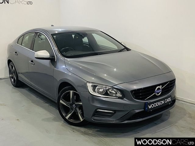 USED 2016 65 VOLVO S60 2.0 D2 R-DESIGN 4DR 1 Previous Owner / FREE Road Tax