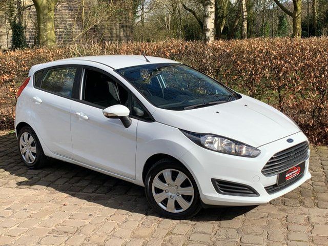 2014 14 FORD FIESTA 1.2 STYLE 5d 59 BHP