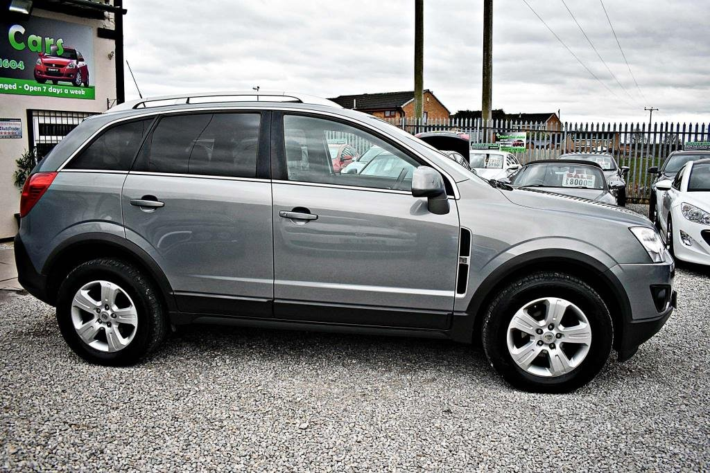 USED 2013 62 VAUXHALL ANTARA 2.2 CDTi Exclusiv 5dr RESERVE TODAY VIEW LATER