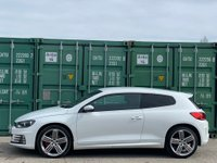 USED 2015 65 VOLKSWAGEN SCIROCCO 2.0 TDI BlueMotion Tech R-Line Hatchback DSG 3dr HeatedSeats/FSH/Privacy/ISOFIX