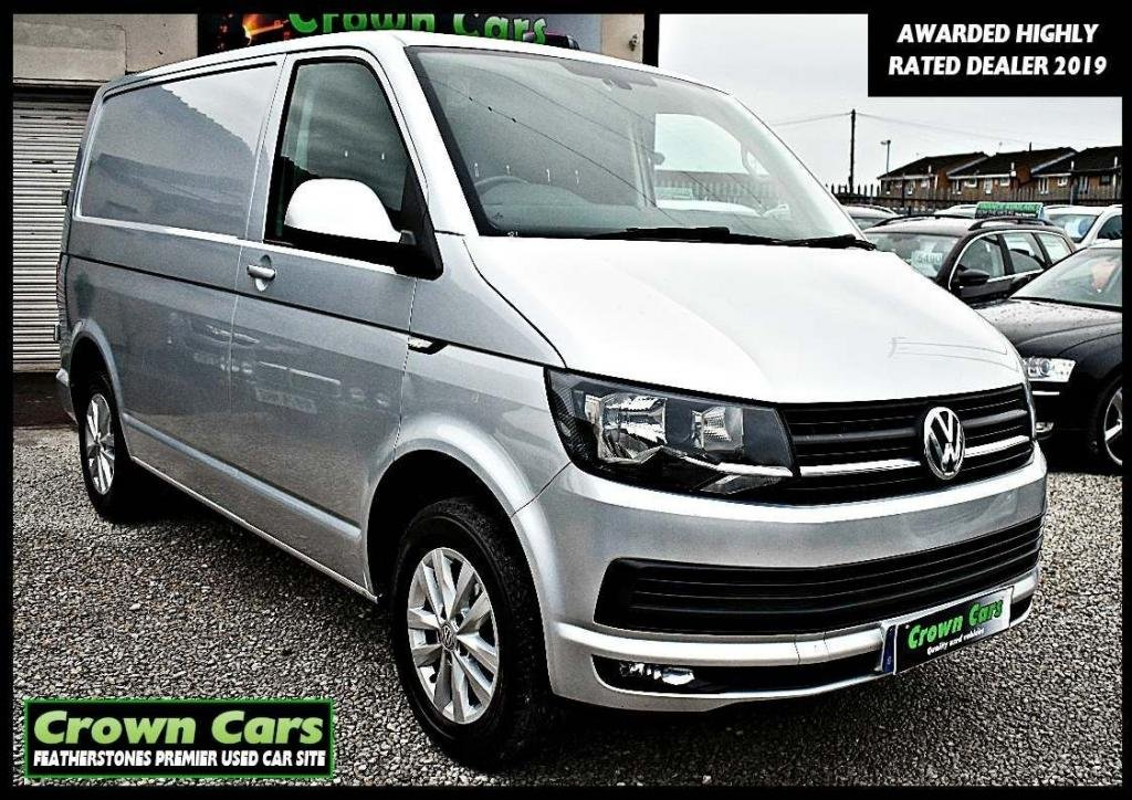 USED 2015 65 VOLKSWAGEN TRANSPORTER 2.0 TDI T28 BlueMotion Tech Highline DSG FWD SWB EU5 (s/s) 5dr RESERVE TODAY VIEW LATER