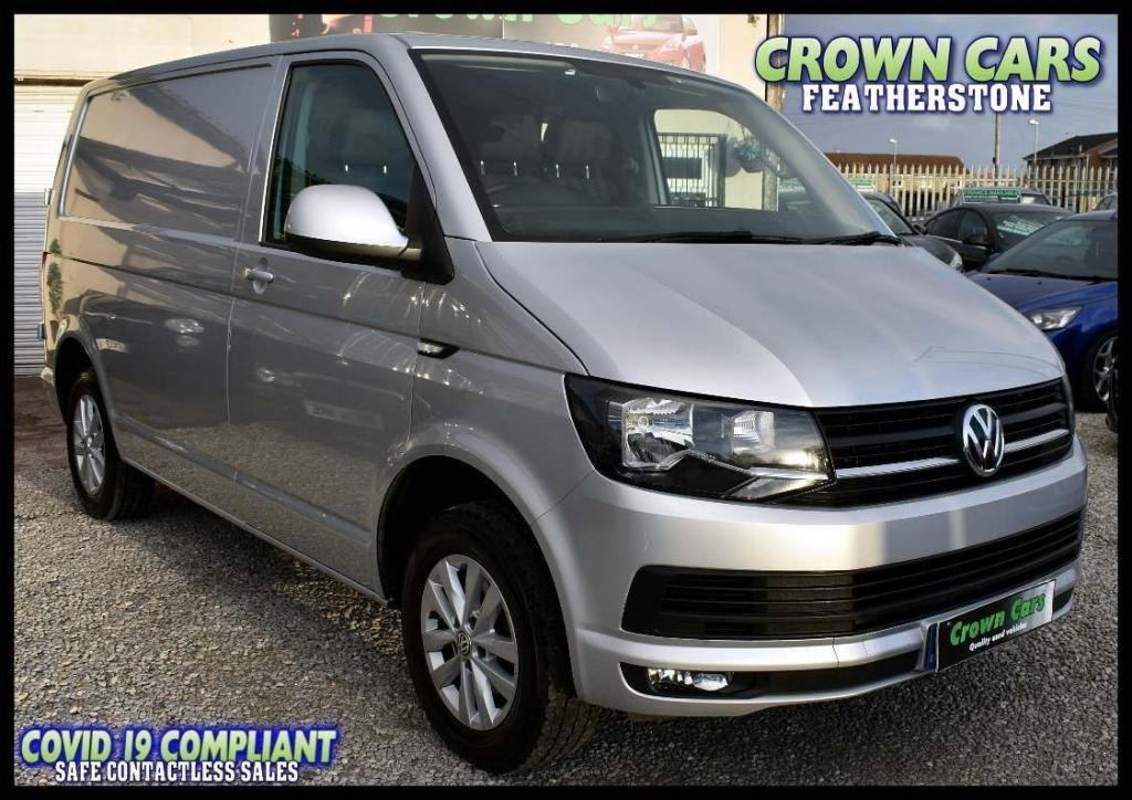 USED 2015 65 VOLKSWAGEN TRANSPORTER 2.0 TDI T28 BlueMotion Tech Highline DSG FWD SWB EU5 (s/s) 5dr CONTACT FREE COLLECTION
