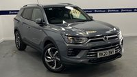 USED 2020 20 SSANGYONG KORANDO 1.5 ULTIMATE AUTO (DEMONSTRATOR - SAVE OVER £2000 OFF NEW)
