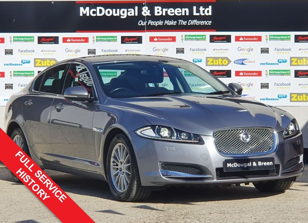 USED 2013 13 JAGUAR XF 2.2 D SE BUSINESS 4d 163 BHP