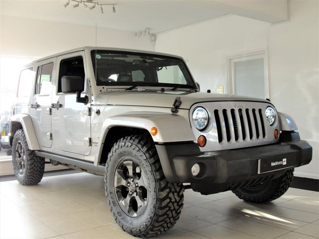 2013 13 JEEP WRANGLER 2.8 OVERLAND UNLIMITED CRD 4d...RESERVED FOR TONY.