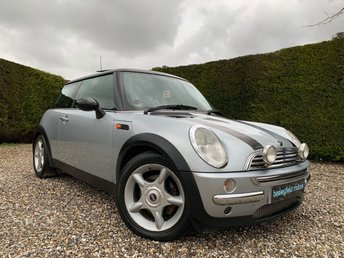 2003 MINI HATCH COOPER