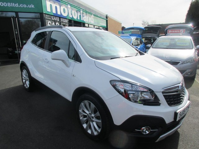 USED 2015 15 VAUXHALL MOKKA 1.4 SE S/S 5d 138 BHP **  JUST ARRIVED ** FULL SERVICE HISTORY **