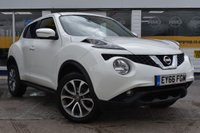 USED 2016 NISSAN JUKE 1.2 TEKNA DIG-T 5d 115 BHP NO DEPOSIT FINANCE AVAILABLE