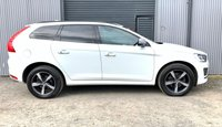 USED 2017 17 VOLVO XC60 2.0 D4 R-DESIGN NAV  ** SAT NAV, FRONT SPORTS SEATS, CLIMATE CONTROL **