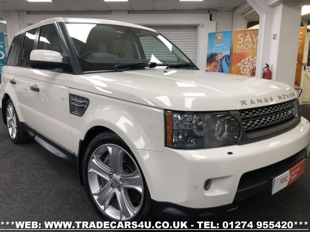 2009 C LAND ROVER RANGE ROVER SPORT 5.0 V8 HSE 5d 510 BHP