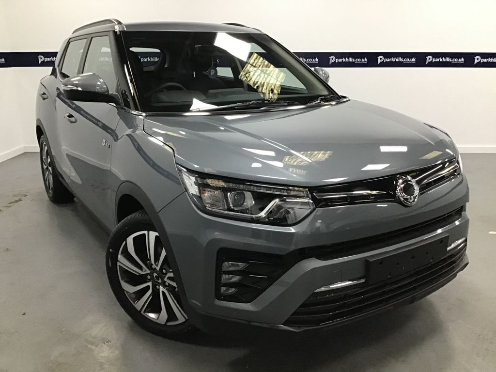 USED 2020 20 SSANGYONG TIVOLI NEW TIVOLI 1.5P ULTIMATE AUTO  (7 YEAR SSANGYONG WARRANTY!)