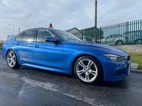 2014 BMW 3 SERIES 3.0 330D M SPORT 4d 255 BHP £13795.00