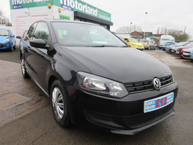 USED 2010 10 VOLKSWAGEN POLO 1.2 S 3d 60 BHP ** 01543 454566 ** JUST ARRIVED **