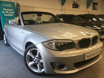 2013 BMW 1 SERIES 2.0 120D EXCLUSIVE EDITION 2d 175 BHP £7990.00