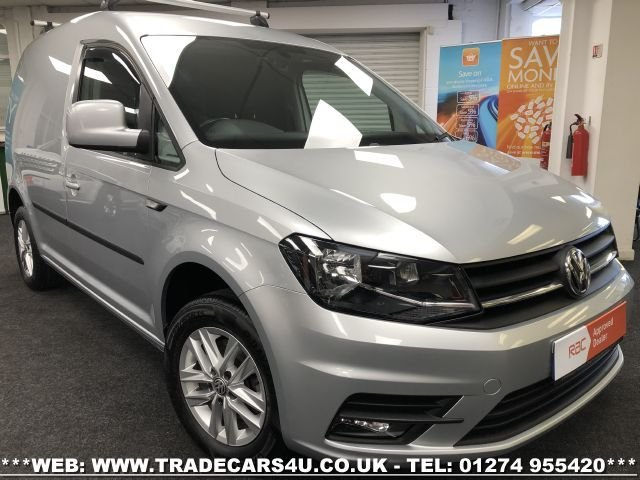 2016 66 VOLKSWAGEN CADDY 2.0 C20 TDI HIGHLINE 101 BHP