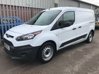 USED 2018 18 FORD TRANSIT CONNECT 210 210 LWB L2H1 TDCI 100 BHP **VERY LOW MILES**