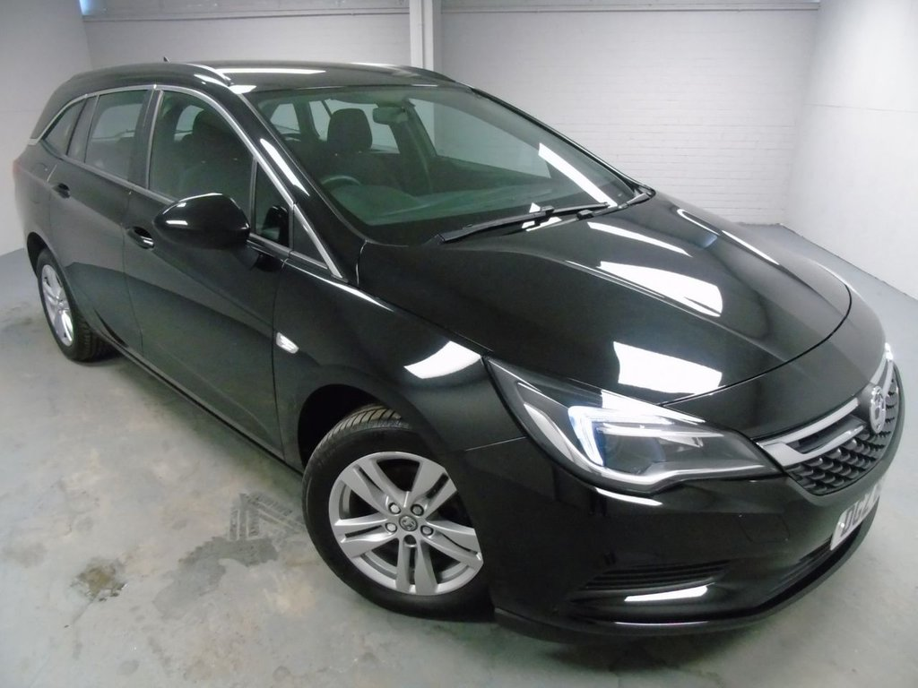 USED 2016 VAUXHALL ASTRA 1.6 DESIGN CDTI ECOFLEX S/S 5d 108 BHP £177 a month, T&C's apply.